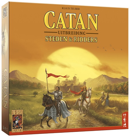 Catan Steden & Ridders