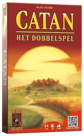 Catan Dobbelspel