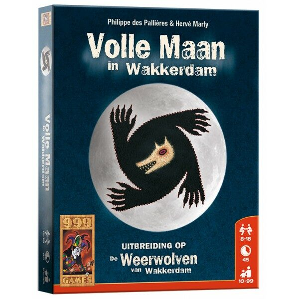 Volle Maan in Wakkerdam 999 Games