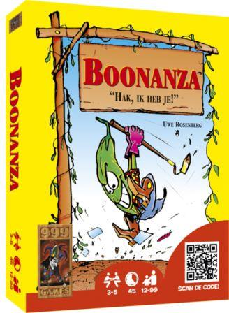 Boonanza, 999 games, doos