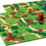 Carcassonne Junior, 999 games, spelsituatie