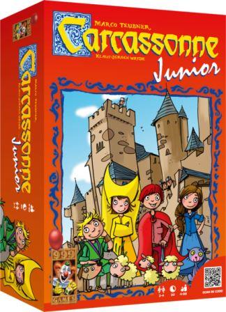 Carcassonne Junior, 999 games, doos