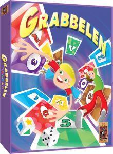 Grabbelen, 999 games, doos