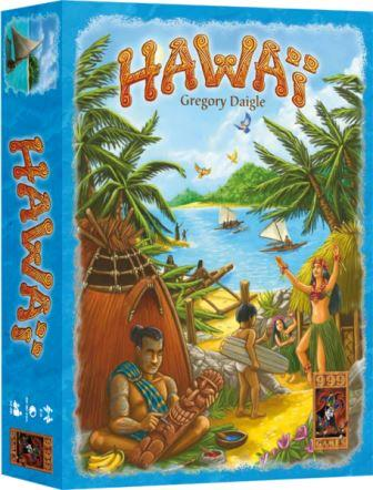 Hawaï, 999 games, doos