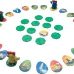 Jakkiebak! Kippenkak!, 999 games, spelsituatie