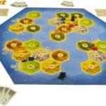 Kolonisten van Catan uitbr. Zeevaarders, 999 games, speloverzicht