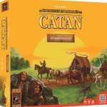 Kolonisten van Catan uitbr. Kooplieden & Barbaren, 999 games, doos