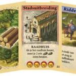 Kolonisten van Catan het snelle kaartspel, 999 games, speelkaarten