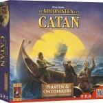 Kolonisten van Catan uitbr. Piraten & Ontdekkers , 999 games, doos