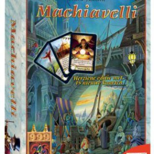 Machiavelli, 999 games, doos