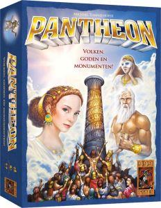 Pantheon, 999 games, doos