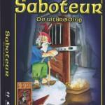 Saboteur de uitbreiding, 999 games, doos