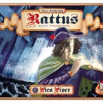 Rattus Pied Piper, White Goblin Games, doos