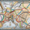 Ticket To Ride Europe, Days of Wonder, speelbord