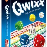 Qwixx, White Goblin Games, doos