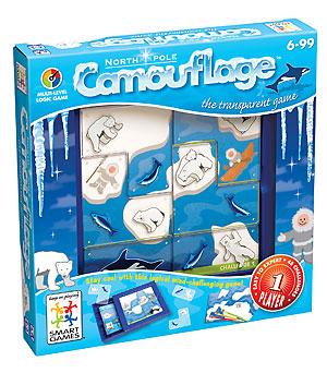 Camouflage North Pole, Smart, doos