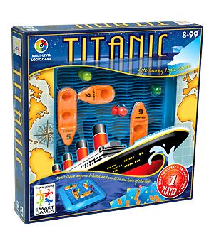 Titanic, Smart, verpakking