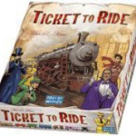 Ticket To Ride, Days of Wonder, doos