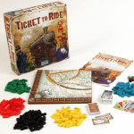 Ticket To Ride, Days of Wonder, spelinhoud