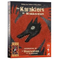 De karakters in Wakkerdam 999 Games