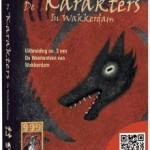 De Weerwolven van Wakkerdam: Karakters, 999 games, doos