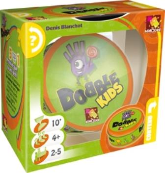 Dobble Kids, Asmodee, doos