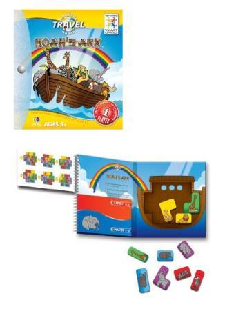 Magnetic Travel Noah' Ark, Smart