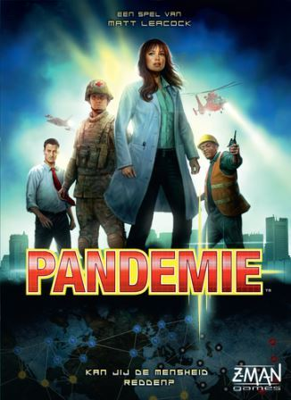 pandemie, Z-man, doos
