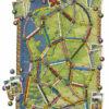Ticket To Ride Map Collection Nederland, Days of Wonder, speelbord