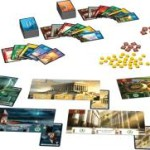 7 Wonders, Repos Production, speloverzicht