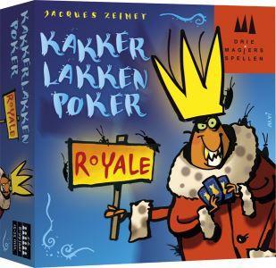 Kakkerlakken Poker Royale, Drei Magier Spiele, doos