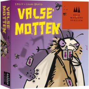 Valse Motte, Drei Magier Spiel, doos