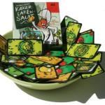 Kakkerlakken Salade, Drei Magier Spiele