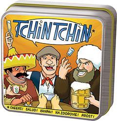 Tchin Tchin, Cocktail games, doos