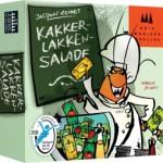 Kakkerlakken Salade, Drei Magier Spiele, doos