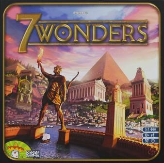 7 Wonders, Repos Production, doos