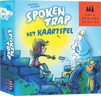 Spokentrap Het kaartspel, Drei Magier Spiele, doos