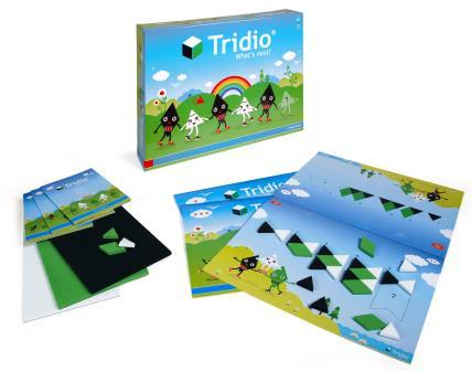 Tridio - What's next, Productief, inhoud