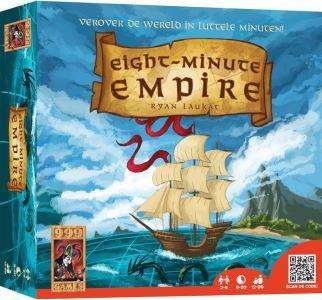 Eight Minute Empire, 999 games, doos