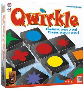 Qwirkle, 999 Games, doos