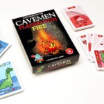 Cavemen playing with fire, Odynaut Games, spelinhoud
