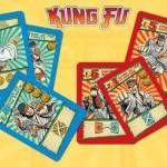 Kung Fu, White Goblin Games, kaarten