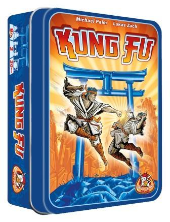 Kung Fu, White Goblin Games, doos