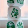 Rory's Story Cubes - Prehistoria, dobbelstenen
