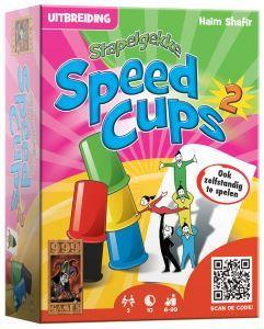 Stappelgekke Speed Cups 2, 999 games, doos