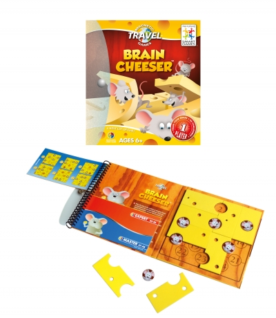 Brain Cheeser, Smart Games, spel
