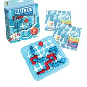 City Maze, Smart Games, spelinhoud