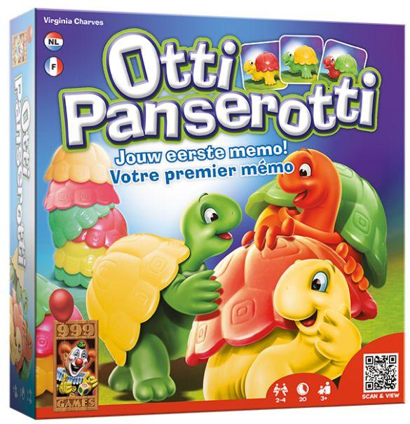Otti Panserotti, 999 Games, doos