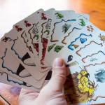 Frank's Zoo, PS GAMES, speelkaarten