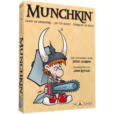 Munchkin, PS Games, doos